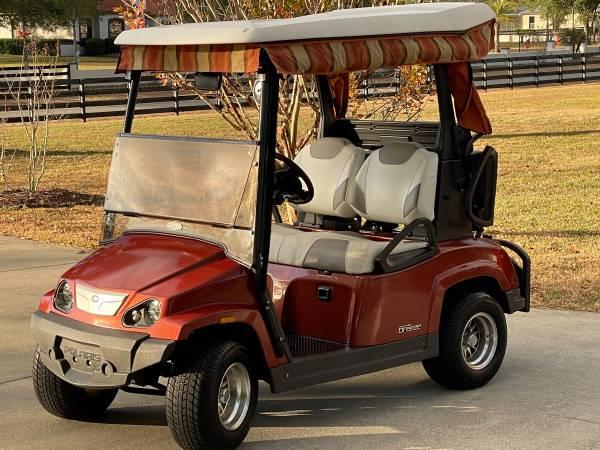 Photo Polaris Breeze 4 Seat Golf Cart - $3,850 (Mount Dora)