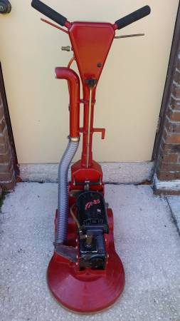 Photo RX-20 rotary carpet cleaning machine 650 cleaning passes per minute - $499 (Melbourne fl)