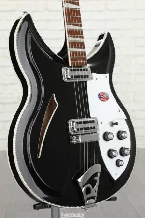 Photo Rickenbacker 381v69 6-String Jetglo - $4,200 (Longwood)