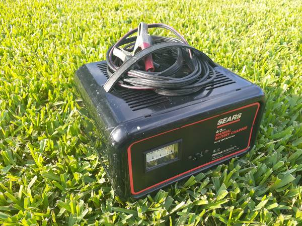 Photo Sears 12 Volt Battery Charger - $35 (Orlando)