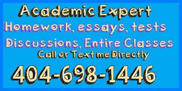 Photo Short notice writere.ssay  ASAP work done just call me to find out d