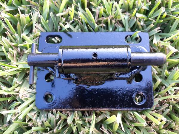 Photo Sulky Hitch For Commercial Mower - $35 (Orlando)