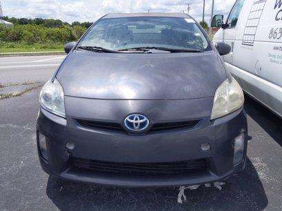 Photo Used 2011 Toyota Prius Three for sale