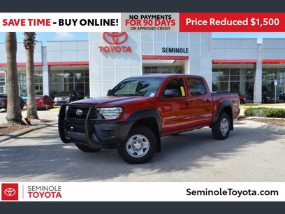 Photo Used 2014 Toyota Tacoma 2WD Double Cab PreRunner for sale