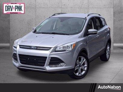 Photo Used 2016 Ford Escape FWD Titanium for sale