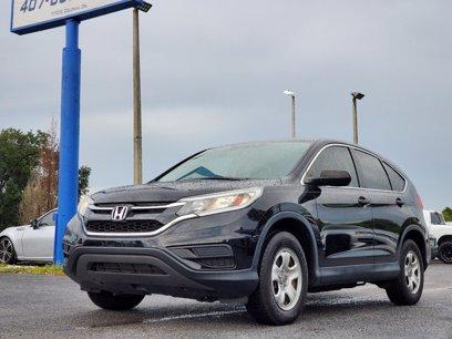 Photo Used 2016 Honda CR-V FWD LX for sale