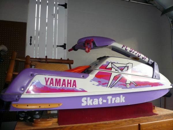 Photo WTB 1994-1995 Yamaha Fx1 Stand Up Jet Ski - $2000 (Orlando)