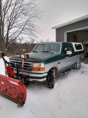 Photo 1996 Ford F150 XLT - $2500 (Bussey)