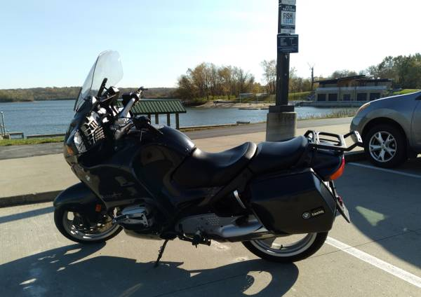 Photo 2000 BMW R1100RT - $3,250 (Valley Junction)