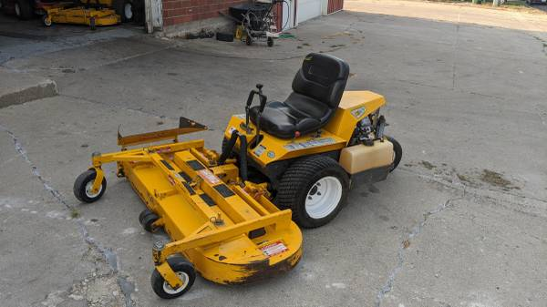 Photo 2007 Walker Mower MB18 - $2,650 (Bloomfield)