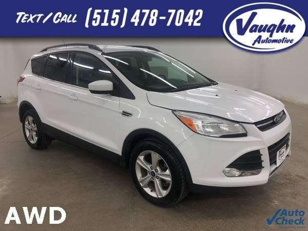 Photo 2014 Ford Escape SE - $12,750 (_Ford_ _Escape_ _SUV_)