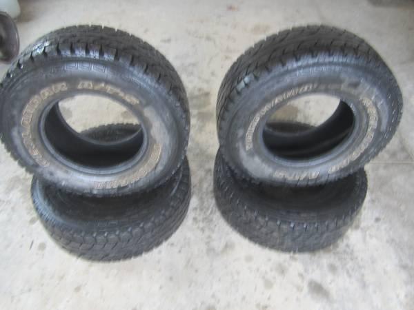 Photo 4 - Yokohama Geolander AT-S Tires 31X10.5 R15 - $250 (Salem)