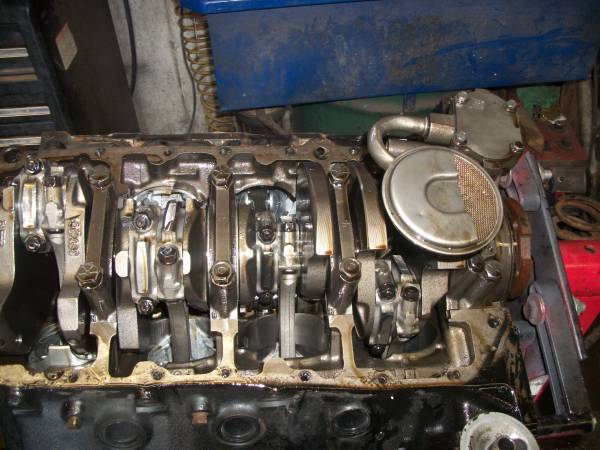 Photo 7939s olds 455 motor - $1200 (birmingham)