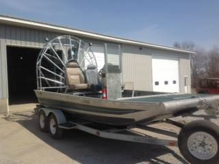 Photo Air Boat - $29,500 (Riverside IA)
