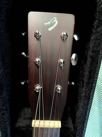 Photo Breedlove Passport OM, FS Acoustic Guitar - $300 (Des Moines)
