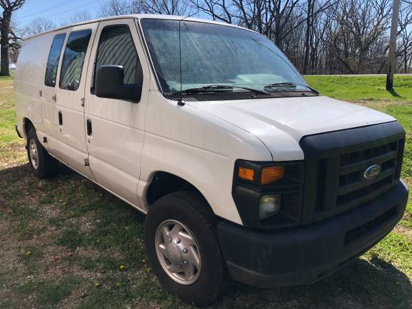 Photo Ford E-150 Cargo Van (cervan conversion started) - $6500