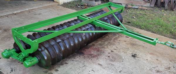 Photo McCormicDeering 8 ft. quotDouble Rowquot Cultipacker. Ready to Go - $1700 (Mount Pleasant)