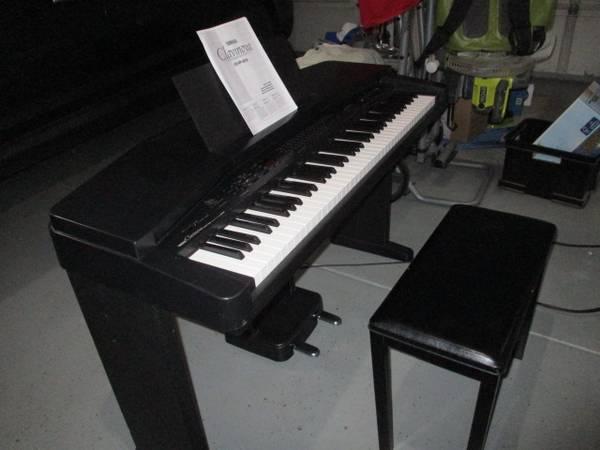Photo Piano Yamaha Clavinova CVP-20 - $200 (Urbandale)