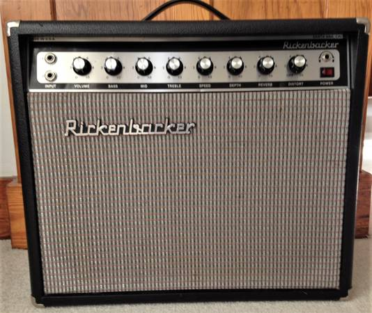 Photo Rare Rickenbacker TR25  - $175 (Oskaloosa)