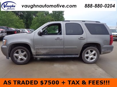Photo Used 2008 Chevrolet Tahoe LT for sale