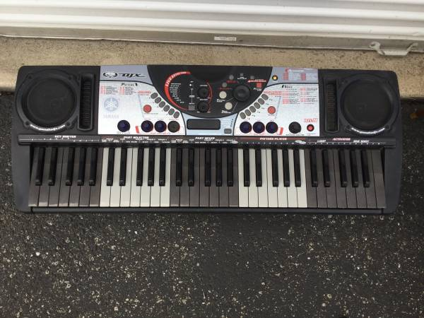 Photo YAMAHA DJX-II KEYBOARD - $135 (Ames)