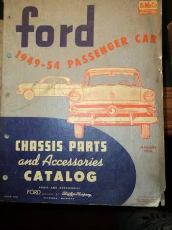 Photo 1949 to 1954 Ford Passenger Car - $55 (Manteo)