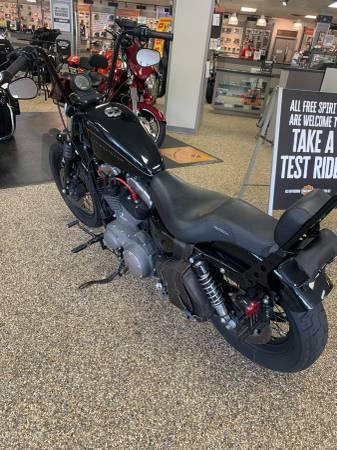 Photo 2008 Harley Davidson XL1200N Nightster - $8,500 (Norfolk VA)