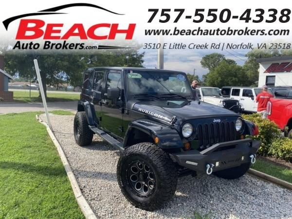 Photo 2012 Jeep Wrangler Unlimited UNLIMITED RUBICON 4X4, WARRANTY, MANUAL, (_Jeep_ _Wrangler Unlimited_ _SUV_)