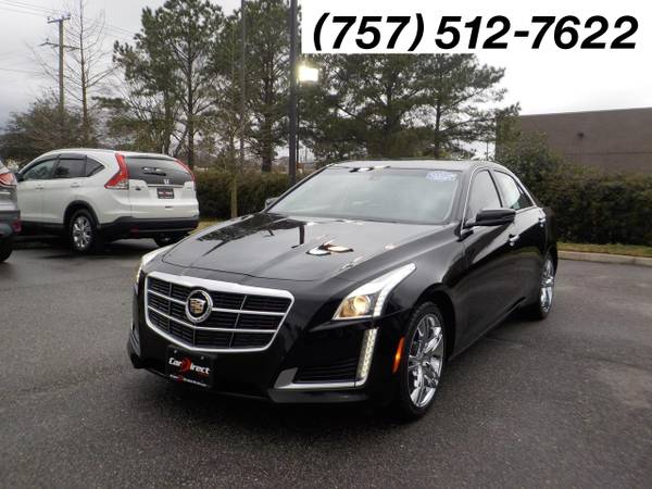 Photo 2014 Cadillac CTS TURBO AWD, LEATHER, PREMIUM BOSE SOUBND SYSTEM, RE (_Cadillac_ _CTS_ _Sedan_)