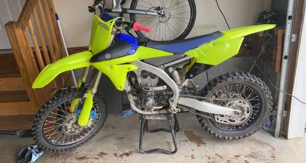 Photo 2014 Yamaha YZ250F Fuel Injected - $3,200 (Richmond)