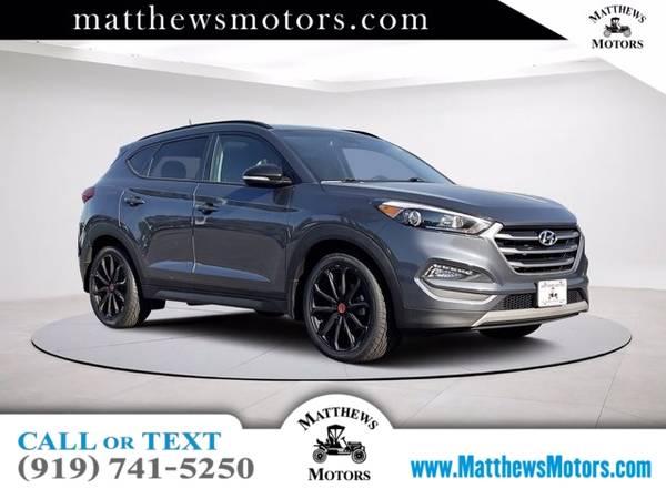 Photo 2017 Hyundai Tucson Night (Hyundai Tucson SUV)