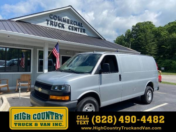 Photo 2019 Chevrolet Express Cargo Van EXPRESS G2500 CARGO VAN - $29,995 (_Chevrolet_ _Express Cargo Van_ _Van_)