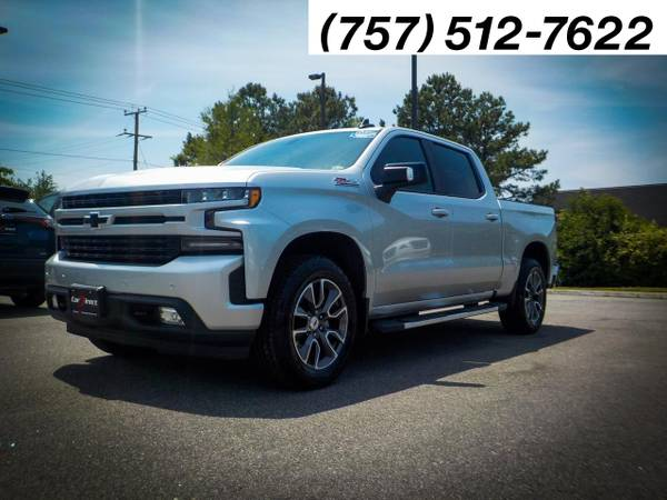 Photo 2019 Chevrolet Silverado 1500 RST CREW CAB 4X4, Z71 PACKAGE, ONE OWNER (_Chevrolet_ _Silverado 1500_ _Truck_)