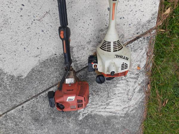 Photo 2 Stihl weedeaters - $50 (Powells point)