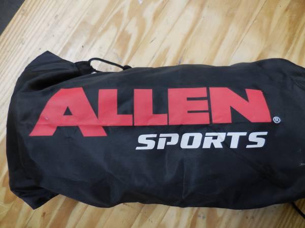 Photo Allen Sports Bike Rack - $20 (Manteo)