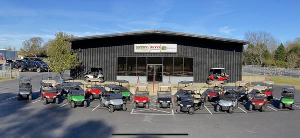 Photo Black Friday Golf Carts - $5,495 (Suffolk)