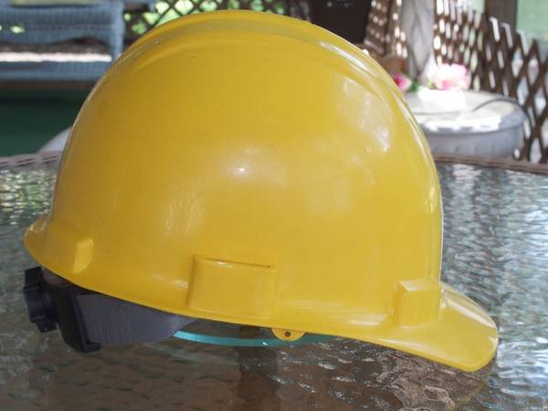 Photo Bullard Model 4100 quotHard Boiledquot Adjustable Hard Hat - $10 (Chesapeake, VA)
