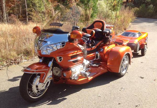 Photo Honda Goldwing Trike for sale - $19,500 (Washington, NC)