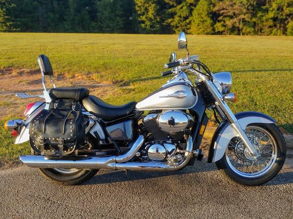 Photo Honda Shadow 750  American Classic Edition  - $2,500 (Garner)