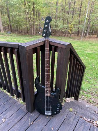 Photo Mid-80s Yamaha BBVII-A Broad Bass - $550 (North Raleigh)