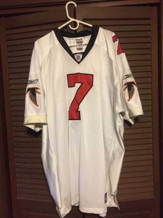Photo NFL EQUIPMENT REEBOK ATLANTA FALCONS VICK 7 JERSEY - $60 (CamdenOBXVirginia Beach)