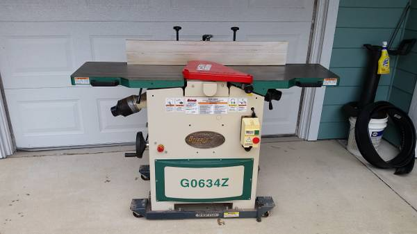 Photo Planer  Jointer - $2500 (Kitty Hawk)