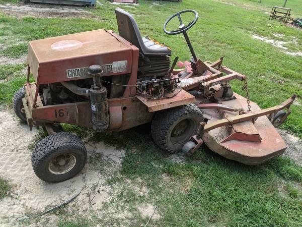 Photo Toro Groundsmaster 327 - $1,200 (Elizabeth City NC)