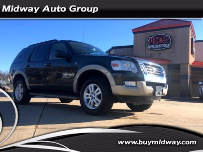 Photo Used 2008 Ford Explorer 4WD Eddie Bauer for sale