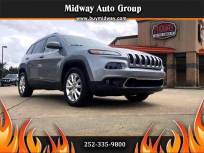 Photo Used 2016 Jeep Cherokee 4WD Limited for sale