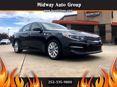 Photo Used 2016 Kia Optima EX w Premium Package for sale