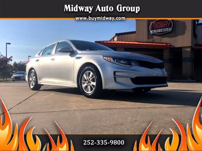 Photo Used 2016 Kia Optima LX for sale