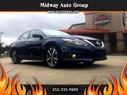 Photo Used 2017 Nissan Altima 2.5 SR for sale
