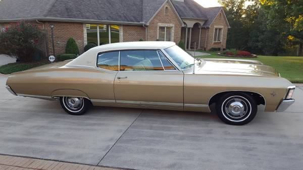 1967 chevy caprice 17500 somerset cars trucks for sale owensboro ky shoppok 1967 chevy caprice 17500 somerset