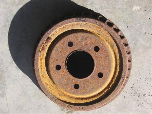 Photo 1983-97 Ford Ranger Rear Brake Drums - $20 (Shepherdsville)